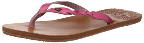 Roxy Damen Liza Sandals Zehentrenner Pink (Red)