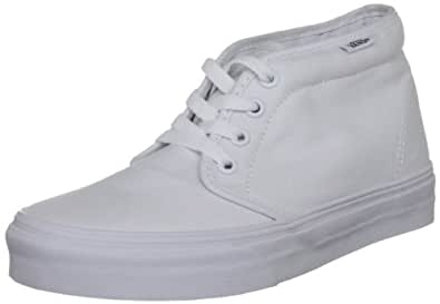 Vans Unisex-Adult Chukka Boot Trainers, True White, 7 UK