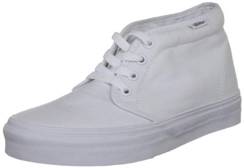 Vans Chukka vegtnvy, Herren Sneaker Weiß (Weiß)