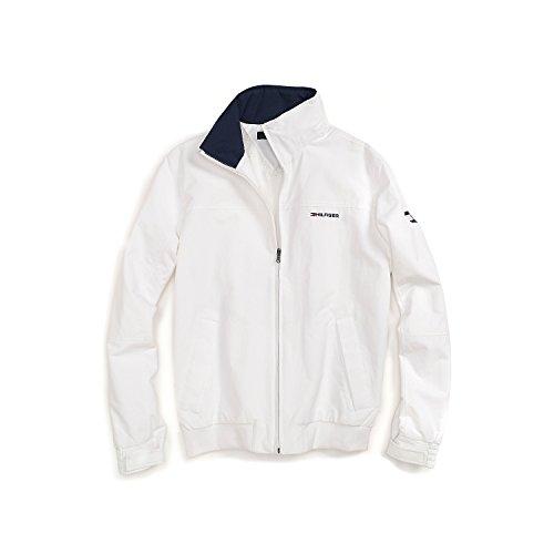 Tommy Hilfiger Herren Jacke, Men's Signature Jacket, Large