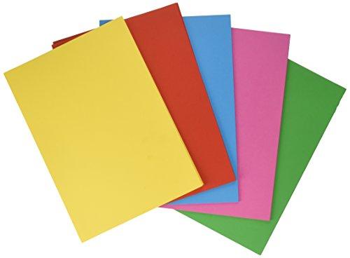 comprare on line Favini A69X504 Rismalucea4 Cartoncino Colorato, 200 g/Mq, Assortiti 5 Colori prezzo