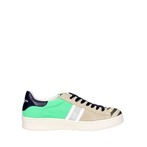 U.s. Polo Assn ERYN4077S7/TS1 Sneakers Bassa Donna Verde