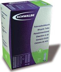 Preisvergleich Produktbild Fahrradschlauch SCHWALBE SCHLAUCH 28 SC 0.353.644/8