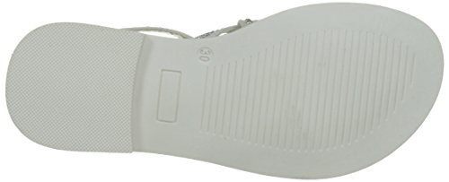 ASSO 40716, Spartiates Fille Blanc (white)