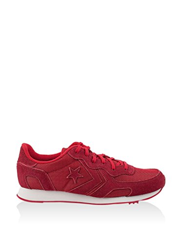 Converse Auckland Racer, Sneakers Basses Homme rouge TANGO RED/TA
