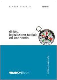 Diritto legislazione sociale ed economia. Per gli Ist. tecnici e professionali: 1