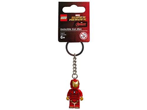 Lego - Invincible Iron Man - Key Chain