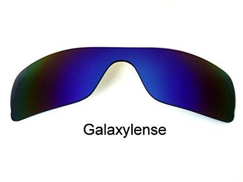Oakley JAWBREAKER 101-352-001 BLACK IRIDIUM authentique lentille d'échange de rechange pour lunettes de soleil IexXE