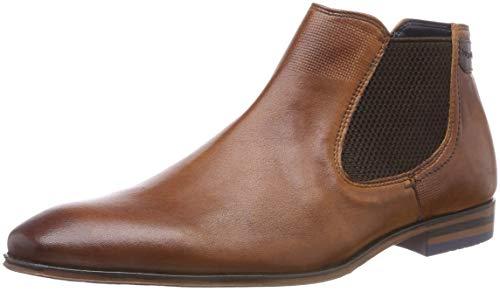 bugatti Herren 311101204100 Klassische Stiefel, Braun (Cognac 6300), 42 EU -