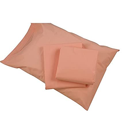 DMI Hospital Bed Sheet Set with Fitted Sheet, Top Sheet and Pillow Case, 36 x 80 x 6 inches, Peach by MABIS DMI Healthcare