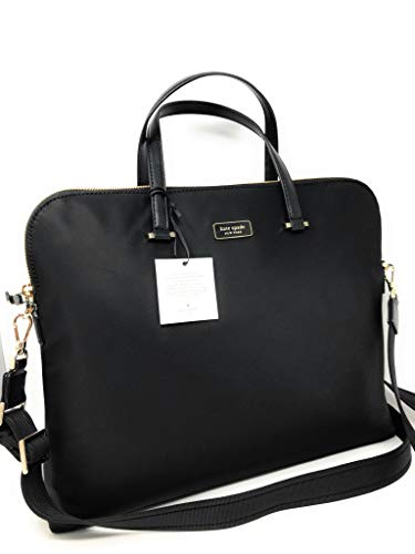 Kate Spade New York Computer Laptop Bag Black Kate Spade Spade