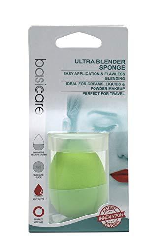 Basicare Ultra blender éponge (Vert)