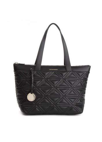 Emporio Armani Donna Shopping Bag Y3D115 YH60A 80001 Nero Nuova Collezione A/I 2018-19 Uni