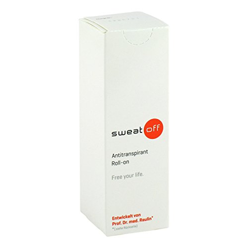 SWEAT OFF Anti Perspirant Deo-Roller, 50 ml
