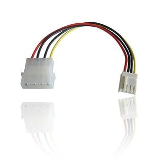 CDL Micro 0.18 m Molex to Floppy Drive Power Cable (B001R07FDW) | Amazon price tracker / tracking, Amazon price history charts, Amazon price watches, Amazon price drop alerts