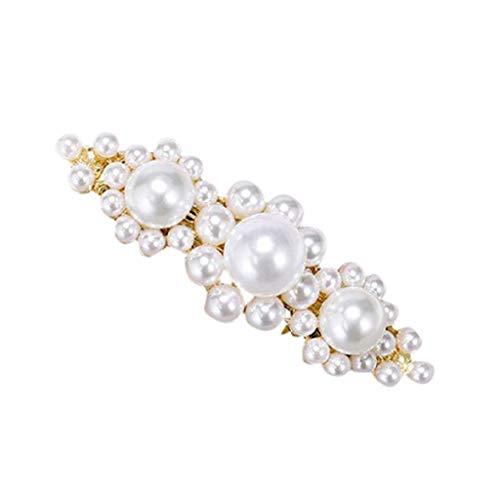 TTWOMEN Meine Damen Niedliche Perlenhaarnade HaarzusäTze