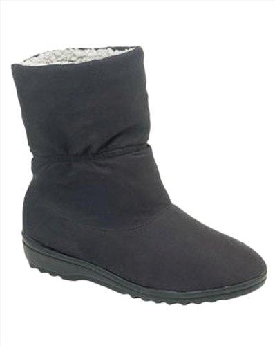 Blizzard Boots ,  Damen Stiefel Schwarz