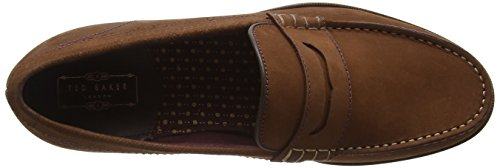 Ted Baker Miicke 2, Mocassins Homme Marron (Dk Orange)