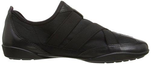 ECCO Bluma, Pantofole Donna Nero(Black/Black 53859)
