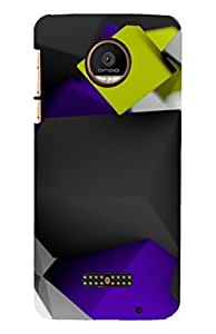 Cell Planet's High Quality Designer Mobile Back Cover for Motorola Moto Z Force on No Theme theme - ht-moto_z_force-gi_1198