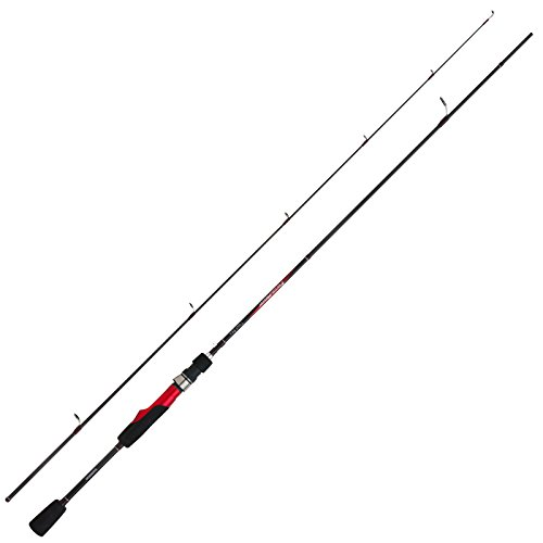 SHIMANO Forellenrute Angelrute - Forcemaster Trout Area 185UL 1,85m 1,5-5g