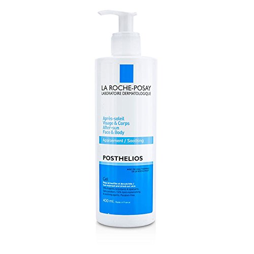 Gel-after-sun-lotion (La Roche-Posay Posthelios Hydrating After-Sun 400ml)