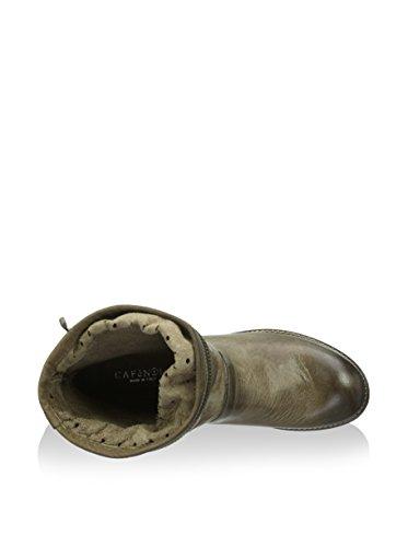 Cafènoir Gf713, Bottines Marron Pour Femme (marrón)