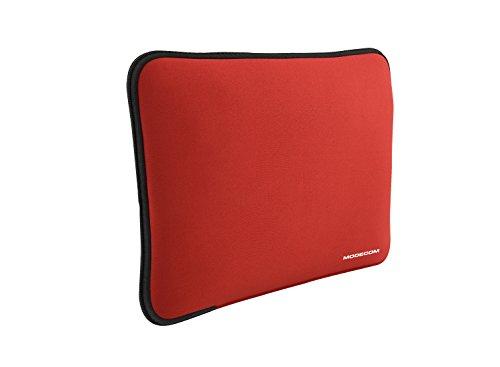 MODECOM Laptop Sleeve 40,64-45,72cm 16-18Zoll Neopren rot