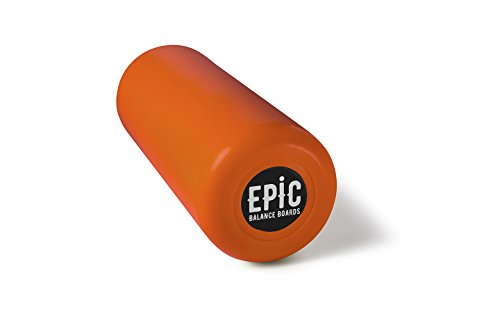 Epic Balance Boards Roller Orange