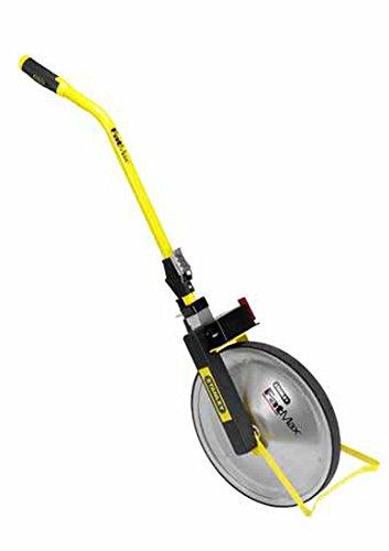 Preisvergleich Produktbild Stanley FatMax Messrad MW55D, analoge Anzeige, rutschfeste Lauffläche, robustes Scheibenrad, Rückstellknopf, 1-77-108