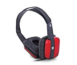 iball Music Pulse High-End Over-Ear Headphone with Mic
