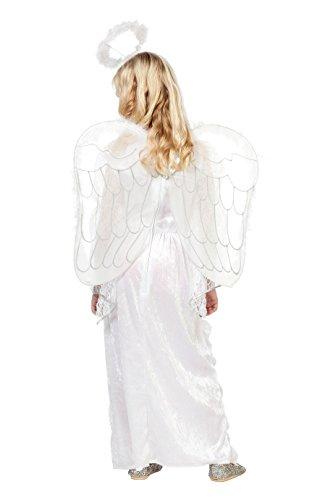 Wilbers 3972 Kostüm Engel Kinder-152 -