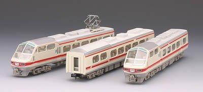 Nagoya Railroad Series 8800 [Panorama Deluxe] (3-Car Set) (Model Train) 8800-serie