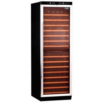 Polar CE218Flasche Dual Zone Wein/Kühlschrank Chiller, 155L