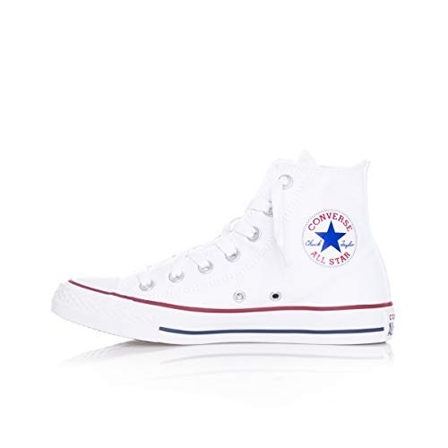 Converse Chucks Schuhe All Star Hi M7650 Optical White