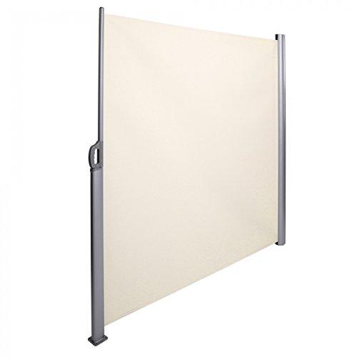 Frangivento/ Paravento laterale estensibile per esterni 180 x ...