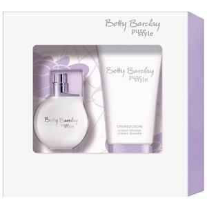 Betty Barclay Femme Parfums Pure Style Coffret cadeau avec eau de toilette en spray 20 ml + Crème Douche 75 ml.