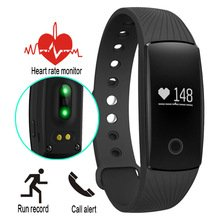 Unchained Warrior® PERFORMANCE Smart Fitness Tracker Watch - with Heart Rate Monitor - Best Quality Touch Screen Wearable Smart Band for Activity Tracking: Calorie Counter, Sleep Tracker, Alarm, Sports Bracelet and Pedometer for Boys, Girls, Men & Women.