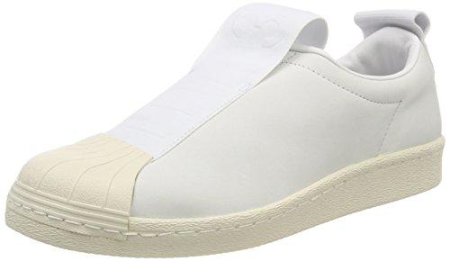 Adidas Superstar Bw3S Slipon W, Scarpe da Fitness Donna, Bianco (Balcri/Casbla / Negbás 000), 40 2/3 EU