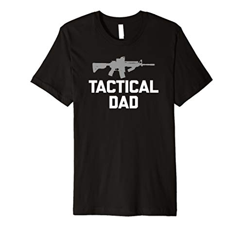 Funny Military Shirt: Tactisches Papa-T-Shirt Funny Spruch -