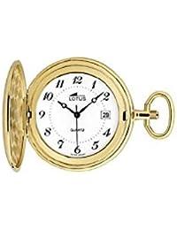5d4874d55af2 reloj de bolsillo lotus  Relojes - Amazon.es