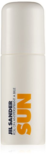 Jil Sander Sun Deodorante Roll-On, Donna, 50 ml
