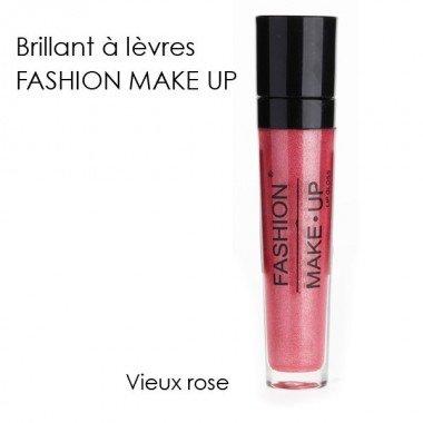 Fashion Make-Up FMU1210105 Gloss à Lèvres N°5 Vieux Rose