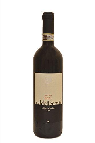 Chianti classico docg riserva 2011 lt 0,750 vini di toscana