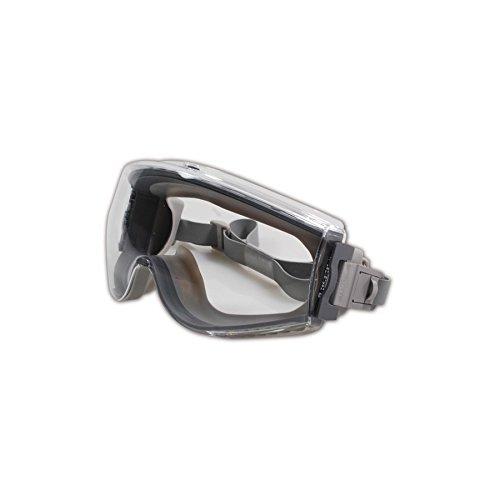 Uvex Stealth Schutzbrille mit Uvextreme Anti-Fog-Beschichtung, S3960C