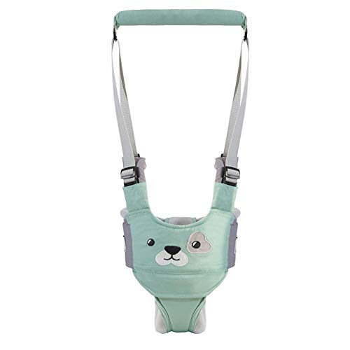 Arnés para caminar para bebés, por PER Handheld Baby Learn to Walk Safety Harness Walking Learning Helper Walking Assistant para bebés de 6 a 24 meses D
