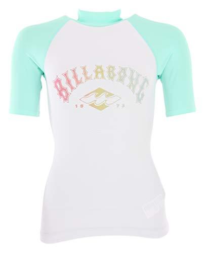 BILLABONG Logo SS Lycra 2019 Seagreen, L -