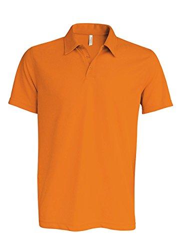 Kariban -Camicia Uomo-Donna Arancione