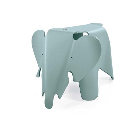 Vitra 21502902 Éléphant Eames en polypropylène mat 417 x 412