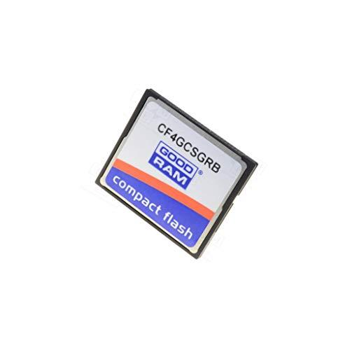 CF4GCSGRB Memory Card Industrial Compact Flash SLC 4GB 0÷70°C GOODRAM